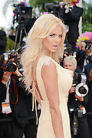 "Victoria Silvstedt attending the ""Madagascar III"" Premiere during the 65th annual International Cannes Film Festival in Cannes, France, 18.05.2012..Credit: Timm/face to face/MediaPunch Inc. ***FOR USA ONLY***"