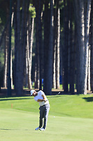 Thomas Bjorn (DEN) plays his 2nd shot on the 10th hole during Thursday's Round 1 of the 2018 Turkish Airlines Open hosted by Regnum Carya Golf &amp; Spa Resort, Antalya, Turkey. 1st November 2018.<br /> Picture: Eoin Clarke | Golffile<br /> <br /> <br /> All photos usage must carry mandatory copyright credit (&copy; Golffile | Eoin Clarke)