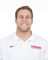 Stanford Waterpolo M Portraits, November 7, 2019