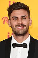 Adam Collard<br /> arriving for the ITV Palooza at the Royal Festival Hall London<br /> <br /> ©Ash Knotek  D3444  16/10/2018