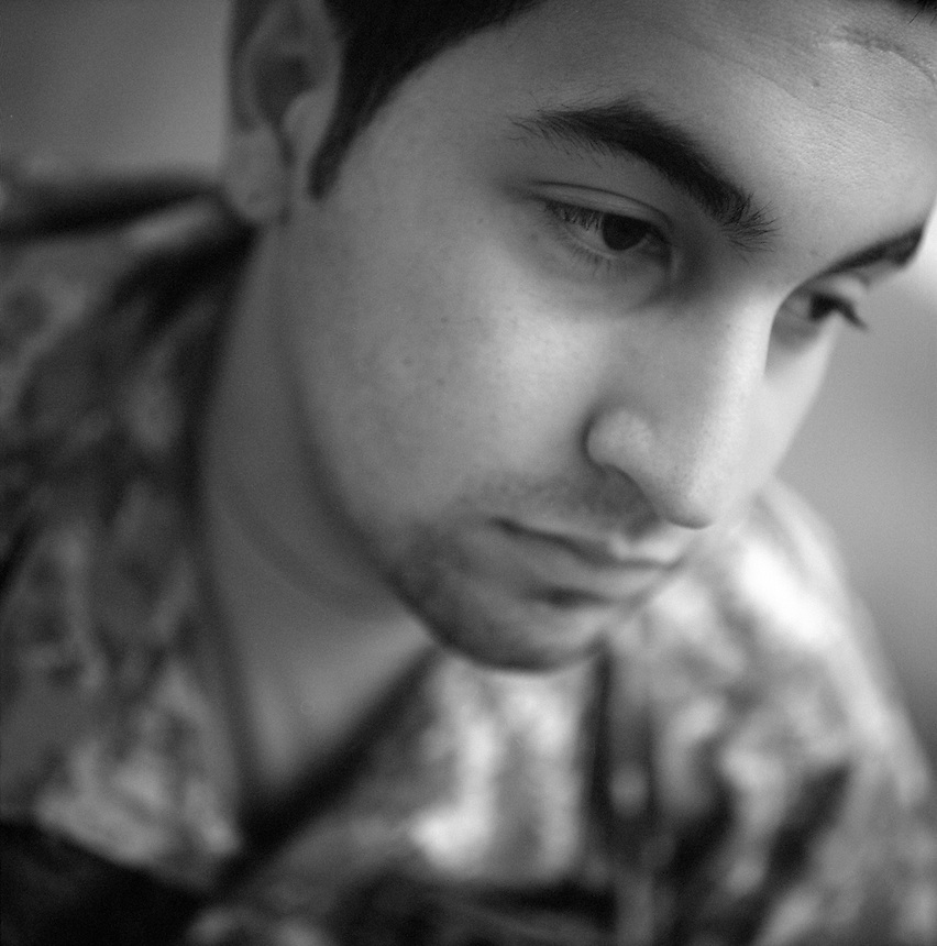 Spc. Alex Lotero (CQ) says he suffers from post-traumatic stress disorder from duty in Iraq. He feels officials at Ft. Carson, in Colorado Springs, Colo., are not treating his condition. (Kevin Moloney for the New York Times)