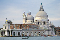 Church of Santa Maria della Salute in Venice, Italy