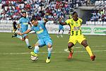 Atlético Bucaramanga venció 0-1 a Jaguares. Fecha 11 Liga Águila I-2018.