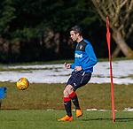 8.3.2018: Rangers training:<br /> Jamie Murphy
