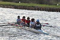 579 WRC Wallingford. Wycliffe Small Boats Head 2011. Saturday 3 December 2011. c. 2500m on the Gloucester Berkeley Canal