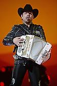 MIAMI, FL - NOVEMBER 07: Von De Mando performs during the iHeartRadio Fiesta Latina concert at American Airlines Arena on November 7, 2015 in Miami, Florida. Credit Larry Marano © 2015