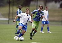 Kitsap Pumas Vs Seattle Sounders FC 7-14-2009