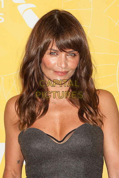 NEW YORK, NY -  APRIL 25: Helena Christensen  attends Variety Power Of Women: New York presented by FYI at Cipriani 42nd Street on April 25, 2014 in New York City.  <br /> CAP/MPI/COR99<br /> &copy;COR99/MPI/Capital Pictures