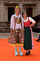 www.acepixs.com<br /> <br /> June 7 2017, London<br /> <br /> Philippa Perry and Grayson Perry arriving at the Royal Academy Of Arts Summer Exhibition preview party at the Royal Academy of Arts on June 7, 2017 in London, England.<br /> <br /> By Line: Famous/ACE Pictures<br /> <br /> <br /> ACE Pictures Inc<br /> Tel: 6467670430<br /> Email: info@acepixs.com<br /> www.acepixs.com