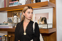 Olesya Rulin attends the Reservoir Celebrates One-Year Anniversary with Cocktail Event and Opening of Second Floor Home Shop on Nov. 19, 2016 (Photo by Inae Bloom/Guest of a Guest)