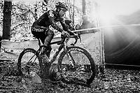 Maud Kaptheijns (NED/Crelan-Charles)<br /> <br /> Women's race<br /> Superprestige Gavere / Belgium 2017