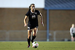 09 October 2014: Wake Forest's Kendall Fischlein. The University of North Carolina Tar Heels hosted the Wake Forest University Demon Deacons at Fetzer Field in Chapel Hill, NC in a 2014 NCAA Division I Women's Soccer match. UNC won the game 3-0.