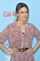New York, NY July 21: Rachel Bilson attends Target Cat & Jack Launch Celebration at Pier 6 at Brooklyn Bridge Park on July 21, 2016 in Brooklyn Borough of New York City. Credit: John Palmer/MediaPunch