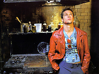 Fight Club (1999)<br /> Brad Pitt<br /> *Filmstill - Editorial Use Only*<br /> CAP/KFS<br /> Image supplied by Capital Pictures