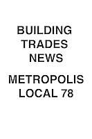 Building Trades News Metropolis & UA Plumbers 78