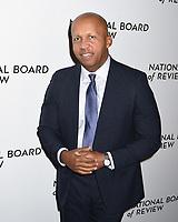 08 January 2020 - New York, New York - Bryan Stevenson at the National Board of Review Annual Awards Gala, held at Cipriani 42nd Street. Photo Credit: LJ Fotos/AdMedia