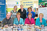 Engage Your Potential Open Day: Attending the Engage Your Potential open day at Listowel Community Collage on Thursday last were in front:  James Barry from Jigsaw, Eibhlish hanrahan, NEKD, Margaret Daly NEKD and Barbara O'Connor, NEKD. Back: Marie O'Keefe-Stack, Listowel CC, Elaine McKenna, Tralee Local Employment service & Mary Lynch..