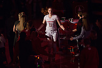 Stanford, CA - January 24, 2020: Ashten Prechtel at Maples Pavilion. The Stanford Cardinal defeated the Colorado Buffaloes in overtime, 76-68.