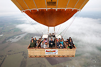 07 October 2017 - Hot Air Balloon Gold Coast & Brisbane