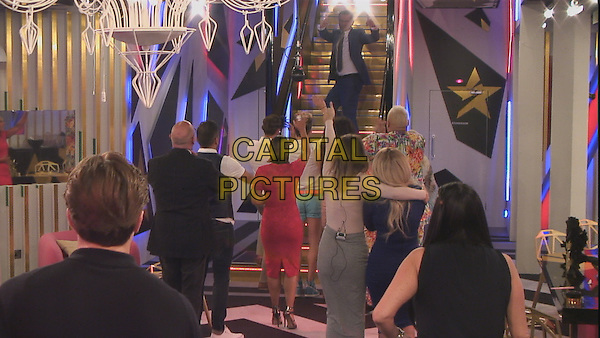Celebrity Big Brother, Summer 2016, Day 9<br /> Housemates<br /> *Editorial Use Only*<br /> CAP/KFS<br /> Image supplied by Capital Pictures