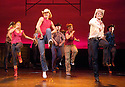Footloose with Lorna Want,Derek Hough,Johnny Shentall. Opens at the Novello Theatre on 18/4/06. CREDIT Geraint Lewis
