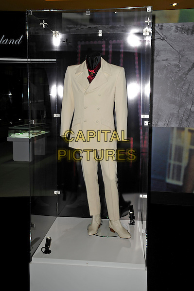 LONDON, ENGLAND - NOVEMBER 3: If I Can Dream 1968 Suit, Elvis at the O2 at O2 Arena, on November 3, 2015 in London, England.<br /> CAP/MAR<br /> &copy; Martin Harris/Capital Pictures