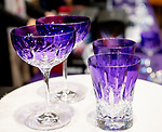 November 3, 2018 : Glassware for sale on Breeders Cup World Championships Saturday at Churchill Downs on November 3, 2018 in Louisville, Kentucky. Sam English/Eclipse Sportswire/CSM