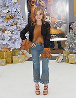 Meg Donnelly at the world premiere for &quot;The Star&quot; at the Regency Village Theatre, Westwood. Los Angeles, USA 12 November  2017<br /> Picture: Paul Smith/Featureflash/SilverHub 0208 004 5359 sales@silverhubmedia.com