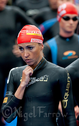 12 JUL 2009 - KITZBUHEL, AUT - Magali Di Marco Messmer - ITU World Championship Series Womens Triathlon.(PHOTO (C) NIGEL FARROW)