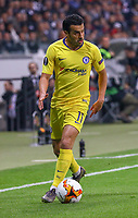 Pedro Rodriguez (Chelsea FC) - 02.05.2019: Eintracht Frankfurt vs. Chelsea FC London, UEFA Europa League, Halbfinale Hinspiel, Commerzbank Arena DISCLAIMER: DFL regulations prohibit any use of photographs as image sequences and/or quasi-video.