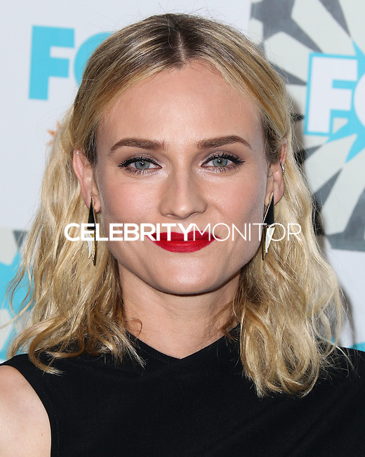 WEST HOLLYWOOD, CA, USA - JULY 20: Actress Diane Kruger arrives at the FOX Summer 2014 TCA All-Star Party held at the Soho House on July 20, 2014 in West Hollywood, California, United States. (Photo by Xavier Collin/Celebrity Monitor)