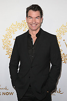 PASADENA, CA - FEBRUARY 9: Jerry O'Connell at the   Hallmark Channel and Hallmark Movies &amp; Mysteries Winter 2019 TCA at Tournament House in Pasadena, California on February 9, 2019.     <br /> CAP/MPI/SAD<br /> &copy;SAD/MPI/Capital Pictures