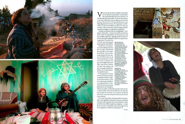 Grande Reportagem, Portugal - July 24, 2004