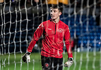 Fleetwood Town's Billy Crellin warming up before the match <br /> <br /> Photographer Andrew Kearns/CameraSport<br /> <br /> The EFL Sky Bet League One - Wycombe Wanderers v Fleetwood Town - Tuesday 11th February 2020 - Adams Park - Wycombe<br /> <br /> World Copyright © 2020 CameraSport. All rights reserved. 43 Linden Ave. Countesthorpe. Leicester. England. LE8 5PG - Tel: +44 (0) 116 277 4147 - admin@camerasport.com - www.camerasport.com