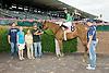 Dublin Da'bet winning at Delaware Park on 7/12/12