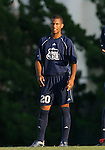2 September 2007: Old Dominion's Trevor Banks. The University of North Carolina Tar Heels tied the Old Dominion University Monarchs 1-1 at Fetzer Field in Chapel Hill, North Carolina in an NCAA Division I Men's Soccer game.