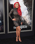 Eva Marie attends The Warner Bros. Pictures World Premiere of San Andreas held at the TCL Chinese Theatre  in Hollywood, California on May 26,2015                                                                               © 2015 Hollywood Press Agency