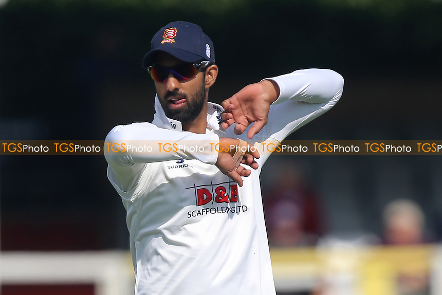 Varun Chopra of Essex during Essex CCC vs Durham MCCU, English MCC University Match Cricket at The Cloudfm County Ground on 3rd April 2017