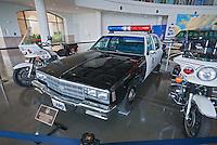 Ronald Reagan Presidential Library and Museum Motorcade exhibit,  Simi Valley California