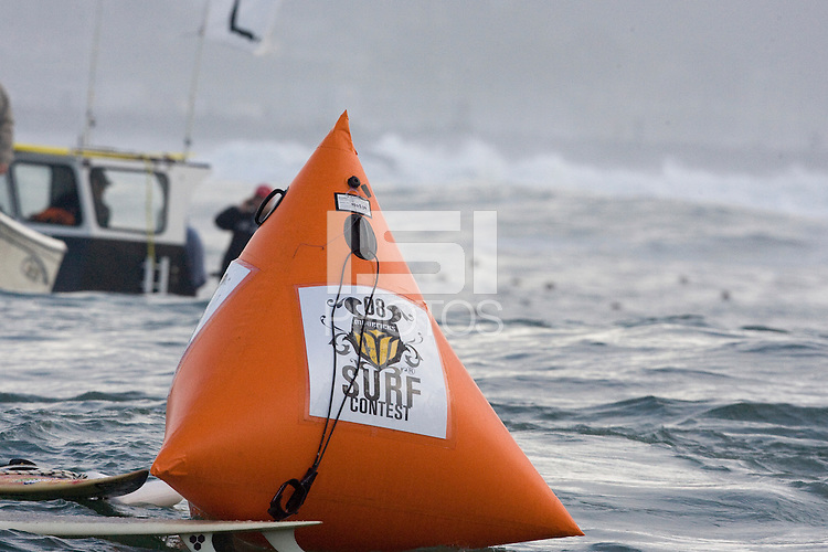 Mavericks buoy