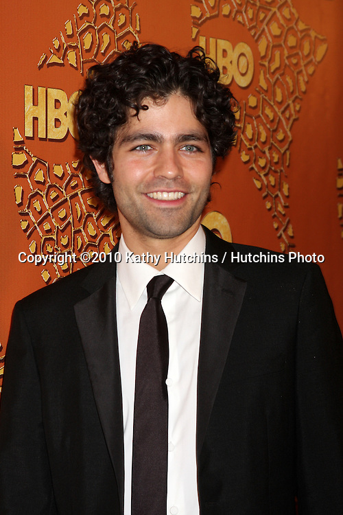 Adrian Grenier .arriving at the 67th Annual Golden Globe Awards Official HBO After Party.Beverly Hilton Hotel.Beverly Hills, CA.January 17, 2010.©2010 Kathy Hutchins / Hutchins Photo....
