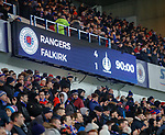 4.3.2018: Rangers v Falkirk Scottish Cup QF<br /> Full time score