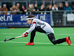AMSTELVEEN - Eva de Goede (A'dam)  tijdens de hoofdklasse competitiewedstrijd dames, Pinoke-Amsterdam (3-4). COPYRIGHT KOEN SUYK