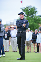 Jimmy Walker (USA) watches his tee shot on 3 during round 3 of the Valero Texas Open, AT&amp;T Oaks Course, TPC San Antonio, San Antonio, Texas, USA. 4/22/2017.<br /> Picture: Golffile | Ken Murray<br /> <br /> <br /> All photo usage must carry mandatory copyright credit (&copy; Golffile | Ken Murray)