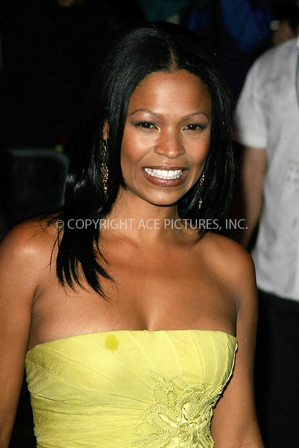 WWW.ACEPIXS.COM . . . . .  ... . . . . US SALES ONLY . . . . .....LONDON, OCTOBER 14, 2004....Nia Long at the world premiere of Alfie held at the Empire Leicester Square, London.....Please byline: F. DUVAL - FAMOUS - ACE PICTURES... . . . .  ....Ace Pictures, Inc:  ..Alecsey Boldeskul (646) 267-6913 ..Philip Vaughan (646) 769-0430..e-mail: info@acepixs.com..web: http://www.acepixs.com