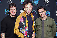 BALA CYNWYD, PA -NOVEMBER 7 : Arkells visit Radio 104.5 performance studio in Bala Cynwyd, Pa on November 7, 2018 Credit: Star Shooter/MediaPunch