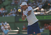 ROBERTO BAUTISTA AGUT (ESP)<br /> <br /> MIAMI OPEN, CRANDON PARK, KEY BISCAYNE, FLORIDA, USA<br /> <br /> &copy; TENNIS PHOTO NETWORK