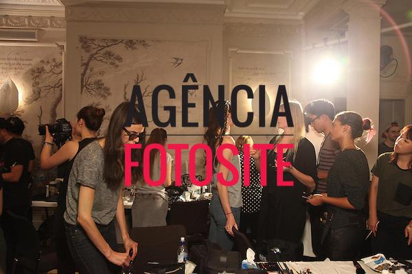 Londres, Inglaterra &sbquo;09/2014 - Desfile de Amanda Wakeley durante a Semana de moda de Londres  -  Verao 2015. <br /> <br /> Foto: FOTOSITE