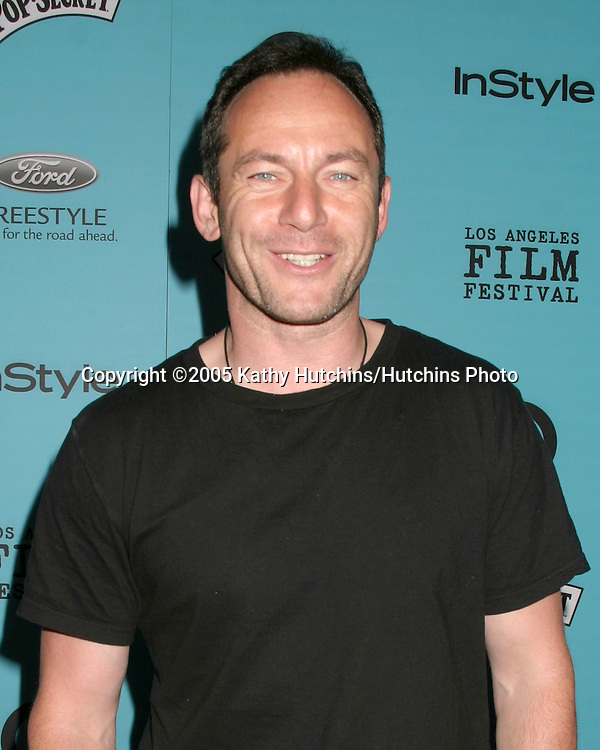"Jason Issacs.""March of the Penguins"" Screening.LA Film Festival.Los Angeles, CA.June 18, 2005.©2005 Kathy Hutchins / Hutchins Photo"