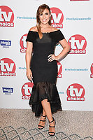 Kim Marsh at the TV Choice Awards 2017 at The Dorchester Hotel, London, UK. <br /> 04 September  2017<br /> Picture: Steve Vas/Featureflash/SilverHub 0208 004 5359 sales@silverhubmedia.com